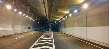 Central Circular Route Yamate Tunnel Facility Design